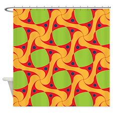Geometric Design #6 Shower Curtain