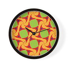 Geometric Design #6 Wall Clock