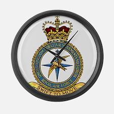 UKMAMS RAF Large Wall Clock