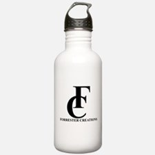 Forrester Creations Logo 01.png Water Bottle