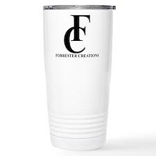Forrester Creations Logo 01.png Travel Mug