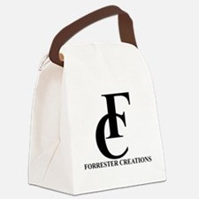 Forrester Creations Logo 01.png Canvas Lunch Bag