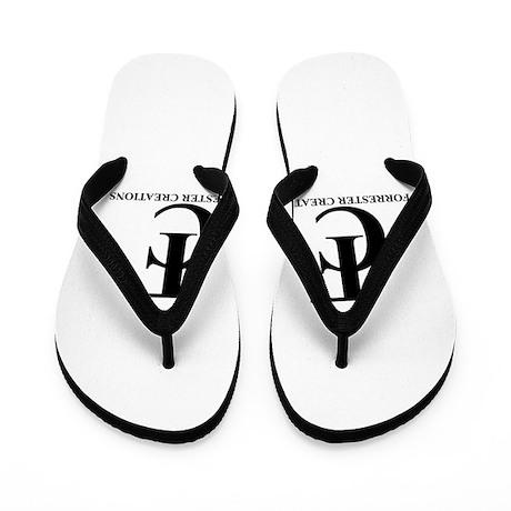 Forrester Creations Logo 01.png Flip Flops