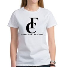 Forrester Creations Logo 01.png T-Shirt