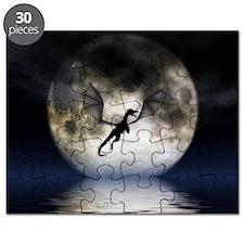 Dragon Moon Puzzle