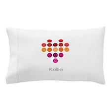 I Heart Kellie Pillow Case
