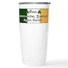 Cool Gaeilge Travel Mug