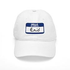 Hello: Enid Baseball Cap