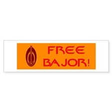 Free Bajor Bumper Bumper Sticker Bumper Bumper Sticker