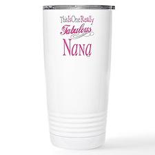 Cute Nana Travel Mug