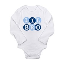 circle lil bro Body Suit