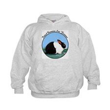 Funny Orange and white Hoodie