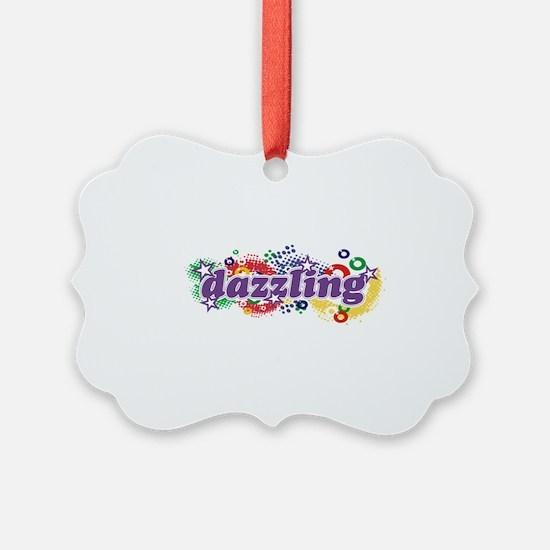 Dazzling Universe Ornament