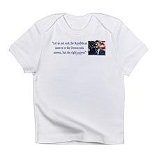 John F Kennedy Infant T-Shirt