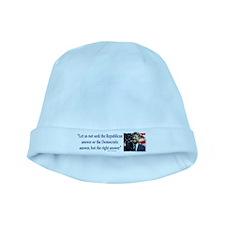 John F Kennedy baby hat