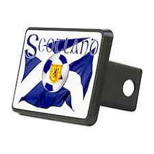 Scotland football flag Hitch Cover