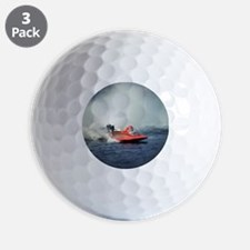 Golf Ball - speedboat