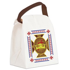 The Templars Canvas Lunch Bag