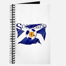 Scotland football flag Journal