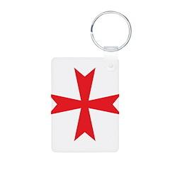 Templars maltese cross Keychains