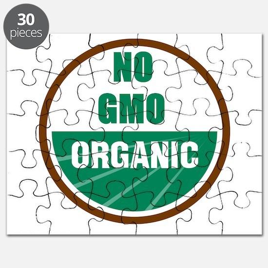 No Gmo Organic Puzzle