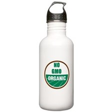 No Gmo Organic Sports Water Bottle