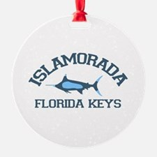 Islamorada - Fishing Design. Ornament