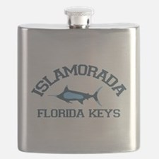 Islamorada - Fishing Design. Flask
