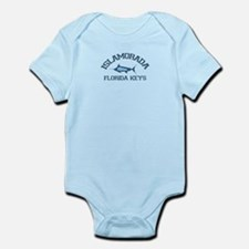 Islamorada - Fishing Design. Infant Bodysuit