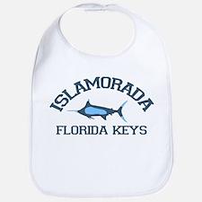 Islamorada - Fishing Design. Bib