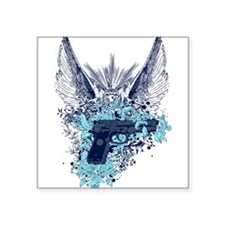 Blue Freedom Sticker