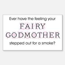 Fairy Godmother Decal