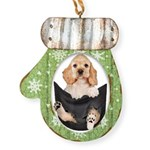 Comedy Day! Large Square Pet Tag