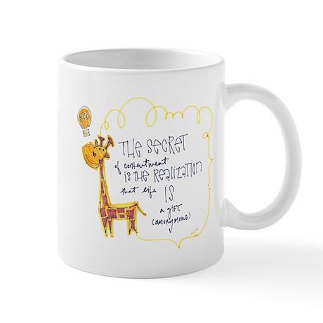 Here is the Key Mug