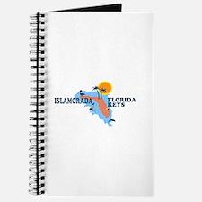 Islamorada - Map Design. Journal