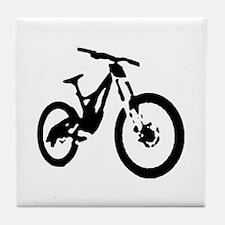 Mountain Bike Tile Coaster