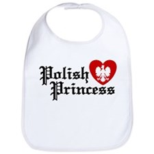 Polish Princess Bib