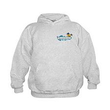 Islamorada - Surf Design. Hoodie