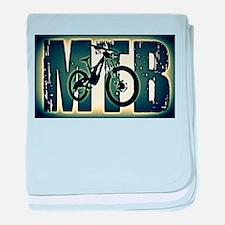 MTB baby blanket