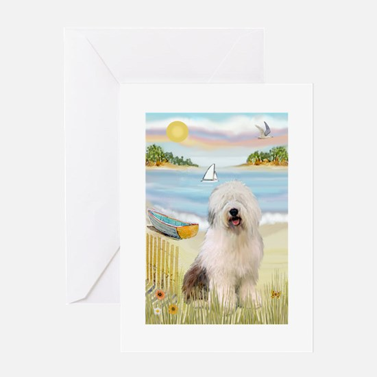 5x7a-Rowbt-OES3 Greeting Cards