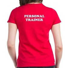 Personal Trainer (White) T-Shirt