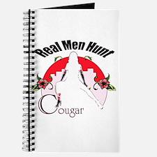 Real men hunt cougar Journal