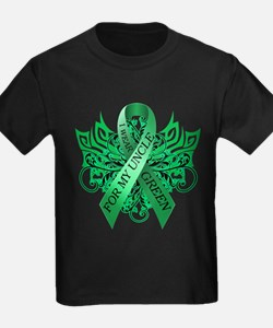 I Wear Green for my Uncle T-Shirt