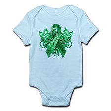 I Wear Green for my Granddaughter Body Suit