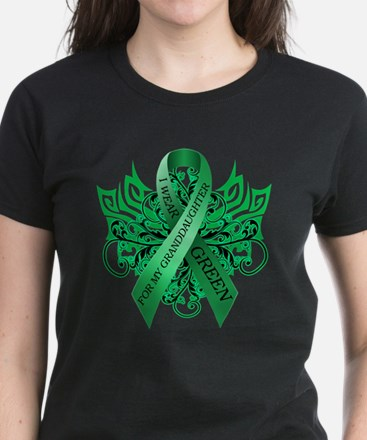 I Wear Green for my Granddaughter T-Shirt