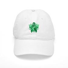 I Wear Green for my Dad Baseball Baseball Cap