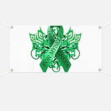 I Wear Green for Myself Banner