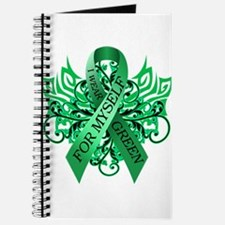 I Wear Green for Myself Journal