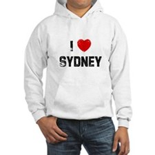 I * Sydney Jumper Hoodie