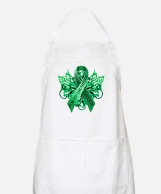I Wear Green for my Daughter Apron